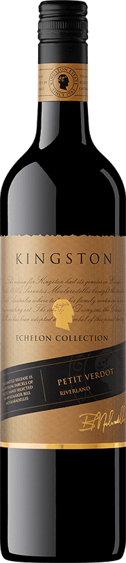 Kingston Estate Echelon Petit Verdot Wine
