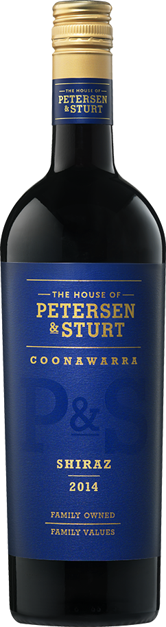 2014 Petersen & Sturt Shiraz