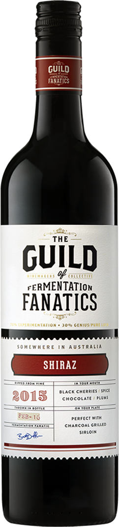 2015 Guild of FF Shiraz